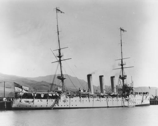 HMAS Encounter (I) | Royal Australian Navy