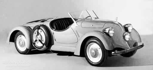 MERCEDES BENZ Typ 150 Sport Roadster (W30) specs - 1934, 1935, 1936 - autoevolution