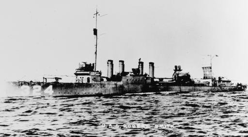 WARSHIPSRESEARCH: American destroyer USS Robert Smith (1919) in 1923