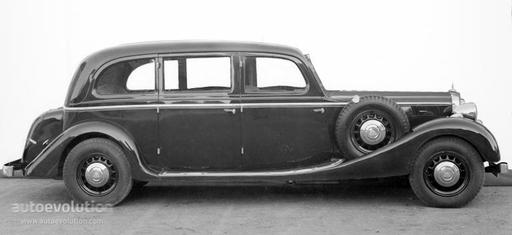 MAYBACH Typ SW 35/SW 38 specs & photos - 1935, 1936, 1937, 1938, 1939 - autoevolution
