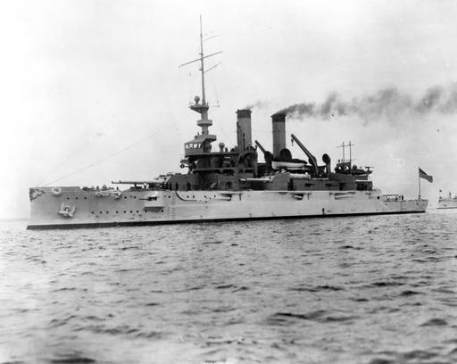 List of battleships of the United States Navy