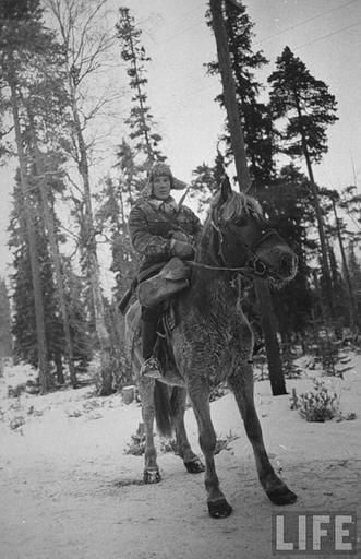 Russian-Finnish War 1939-1940 – The Winter War. Life Magazine | Finland at War |  | The ...