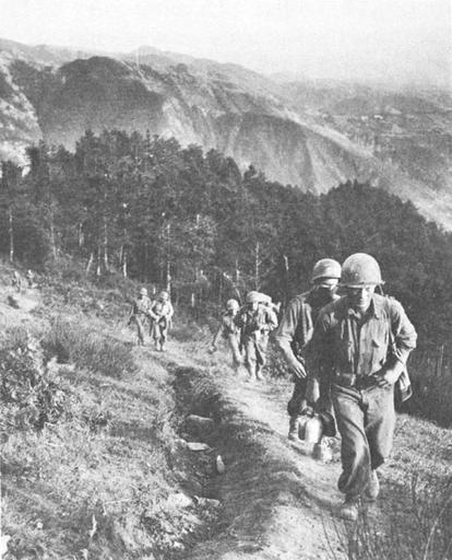 HyperWar: US Army in WWII: Cassino to the Alps [Chapter 19]