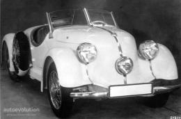 MERCEDES BENZ Typ 150 Sport Roadster (W30) - 1934, 1935, 1936 - autoevolution