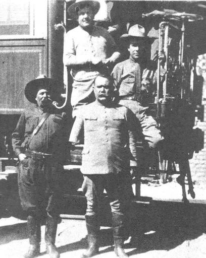 General Álvaro Obregón Salido was the President of Mexico from 1920 to 1924. He supported Sonora ...