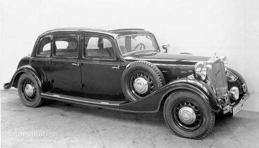 MAYBACH Typ SW 35/SW 38 specs & photos - 1935, 1936, 1937, 1938, 1939 - autoevolution
