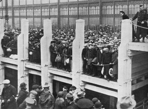 Belgian Refugees In Britain (1914-1918) - Flashbak