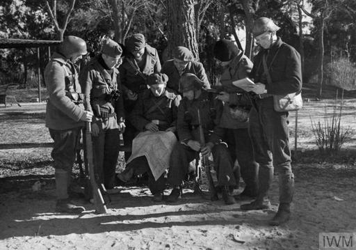 THE INTERNATIONAL BRIGADE DURING THE SPANISH CIVIL WAR, DECEMBER 1936 - JANUARY 1937 | Imperial ...