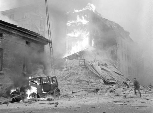 Finland during World War II | MONOVISIONS