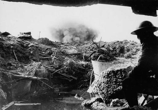 The horrors of Western Front, 1914-1918