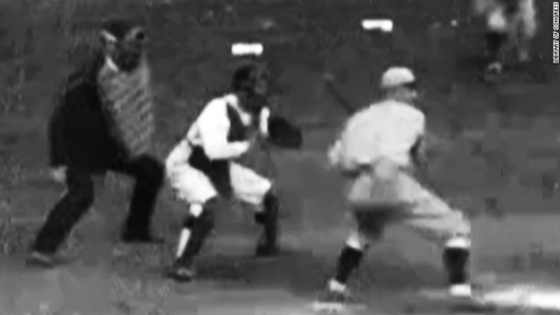 New footage from 1924 World Series - CNN Video