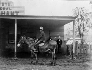 Atherton Tableland History
