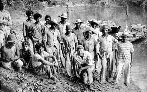 Hyperborean Vibrations: The German expedition to Amazonia 1935/37 , The Guyana Project