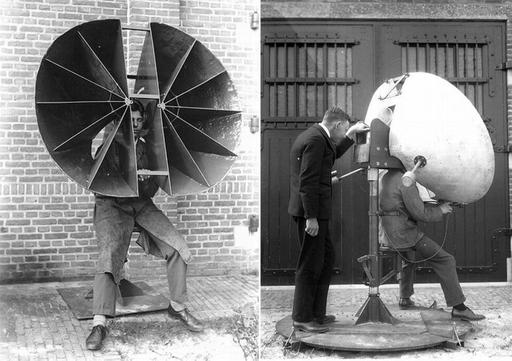Aircraft detection before radar, 1917-1940