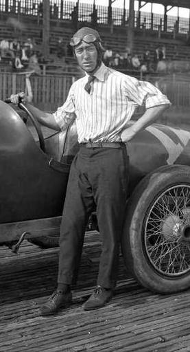 Jimmy Murphy 1922 Ta Board Track Win   Indy Cars 1911-1950      Track