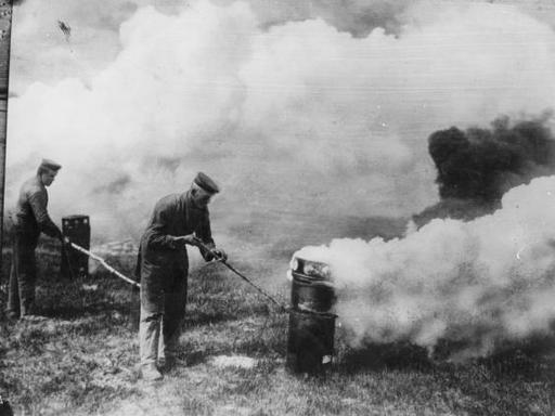 8 Cosas Sobre el Uso de Armas Químicas en la Primera Guerra Mundial - Flipada