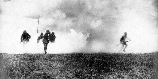 The Four Main Poison Gases Used In World War I - Business Insider