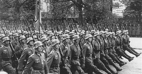 Jun 29, 1941: Germany Advances in Russia During Operation Barbarossa | BlueisKewl