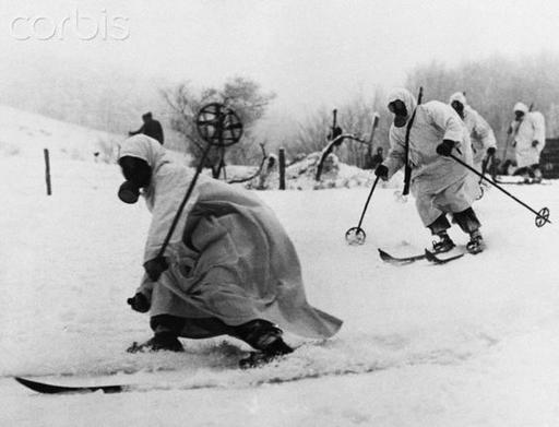 Finnish Alpine Troops, 1939 | WWII - Finland |  | Photos, Masks and Troops