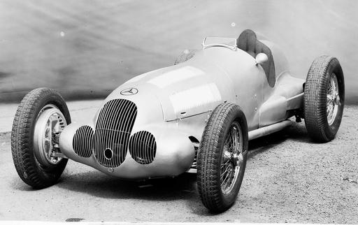 Mercedes-Benz Silver Arrows from 1934 to 1939