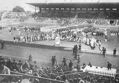 1924 Paris Olympic Stadium