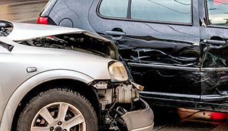 Hva gjør jeg hvis jeg krasjer eller har en ulykke…