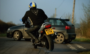 Making a claim after a motorcycle accident