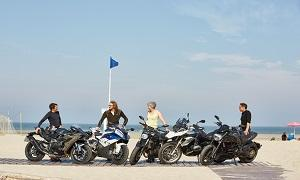 How to stay safe on your motorbike