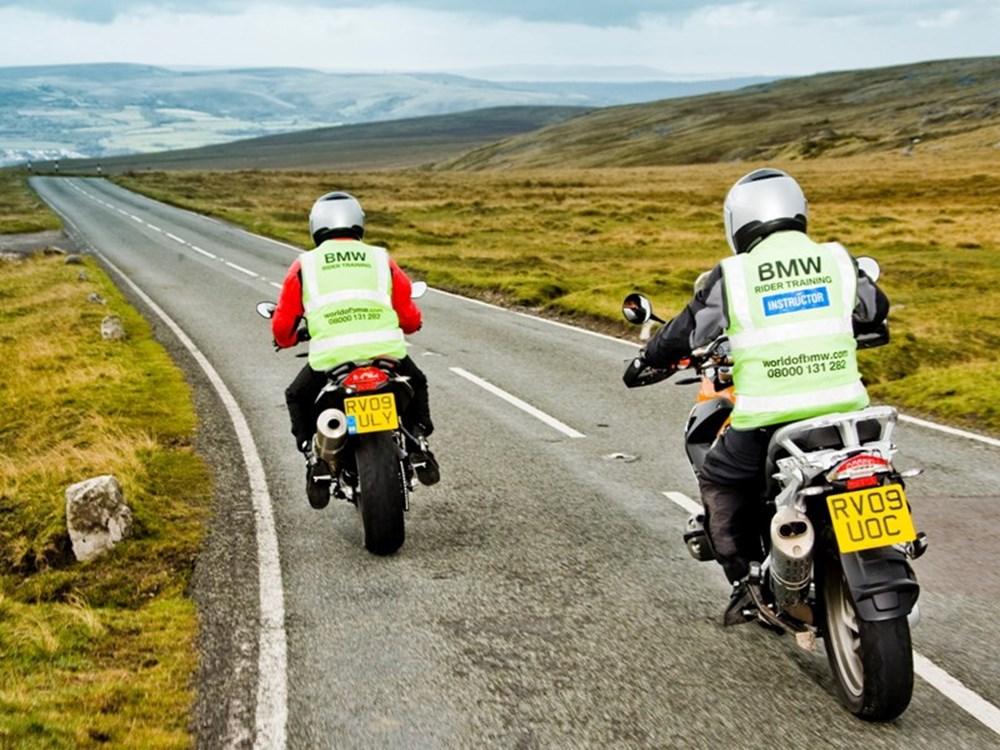 advanced rider training on road