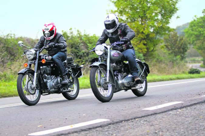 The Bike Insurer >> Classic Bike Insurance Mcn Compare