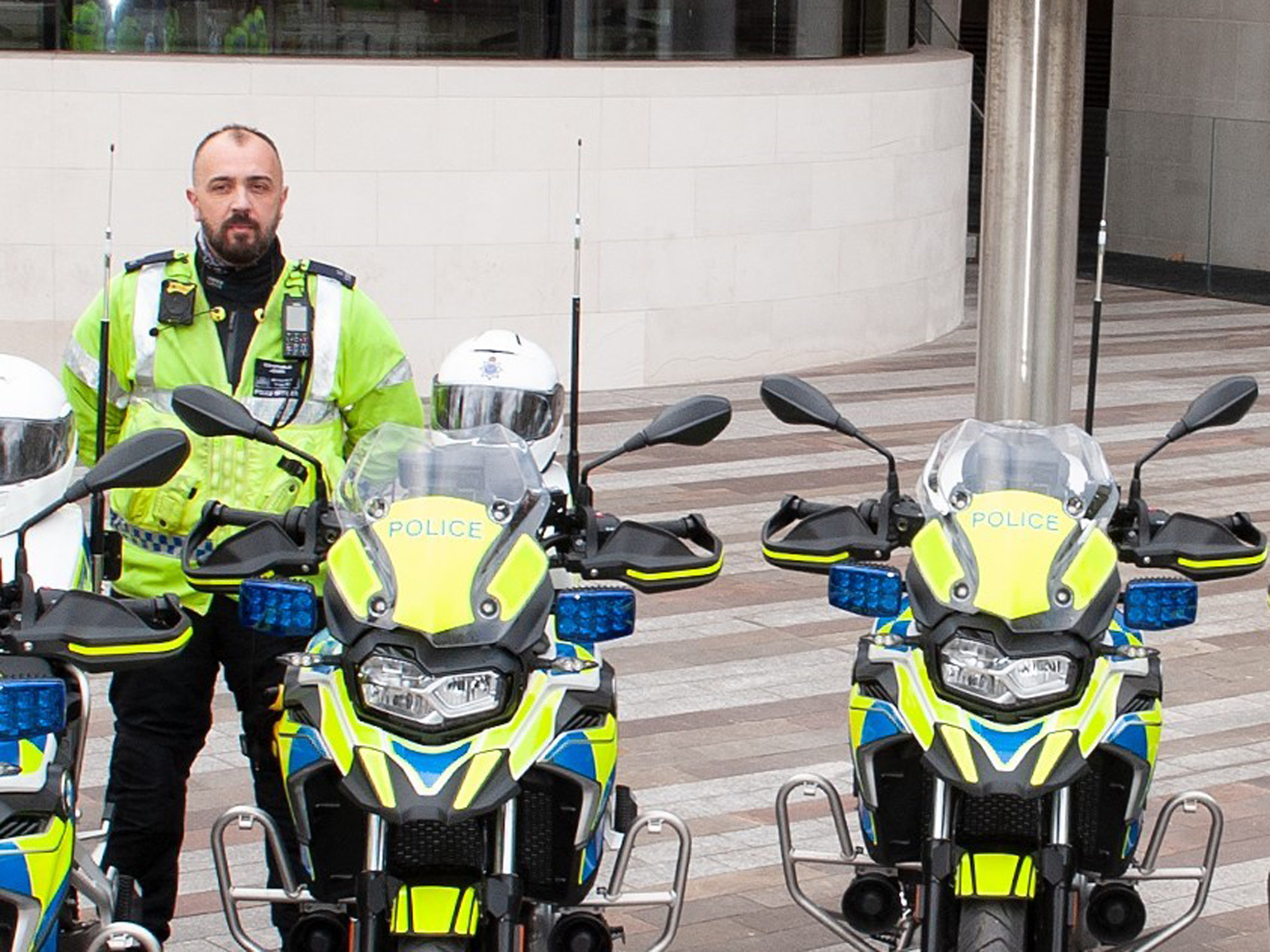 police-motorcycles