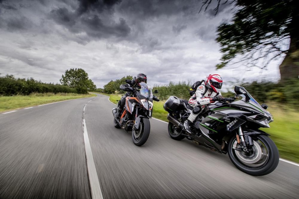 bikes-on-road