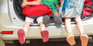 How much does it cost to keep the kids quiet on the road?