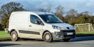 Van Insurance for Young Drivers