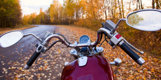 Autumn riding tips