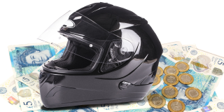 How much does it cost to learn to ride a motorbike?