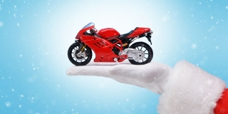 Christmas gift ideas for motorbike obsessives
