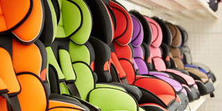 The law on child car seats – all you need to know