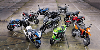 Different types of motorcycle explained