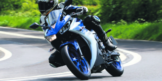 The five best bikes for an A2 licence