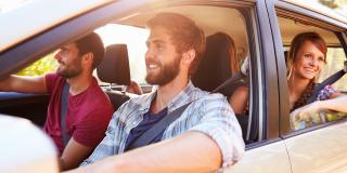 Ten tips for summer driving