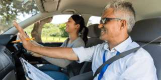 All advanced driving and riding courses