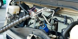 Diesel LPG conversion