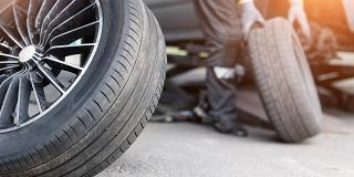 Car care: How to check and look after your tyres