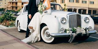 Classic wedding car insurance