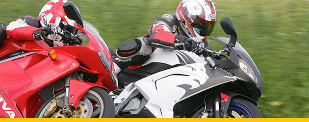 Motorbike insurance terms explained