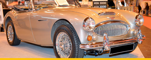 Get insurance for your classic car