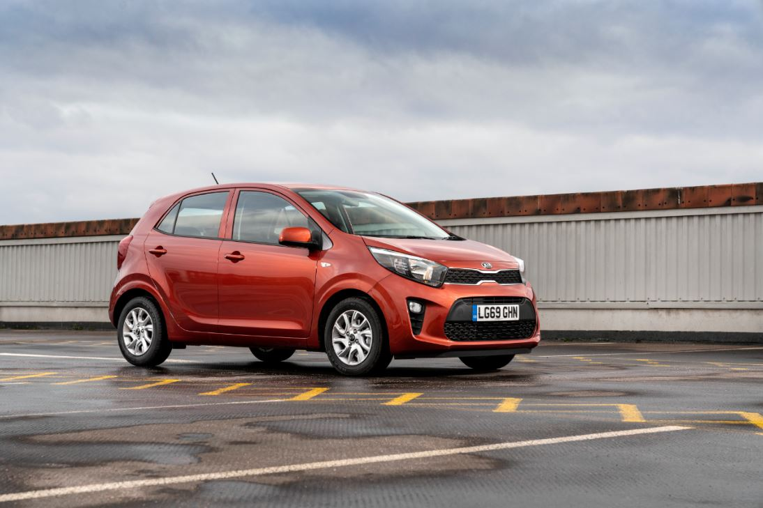 best first cars Kia Picanto