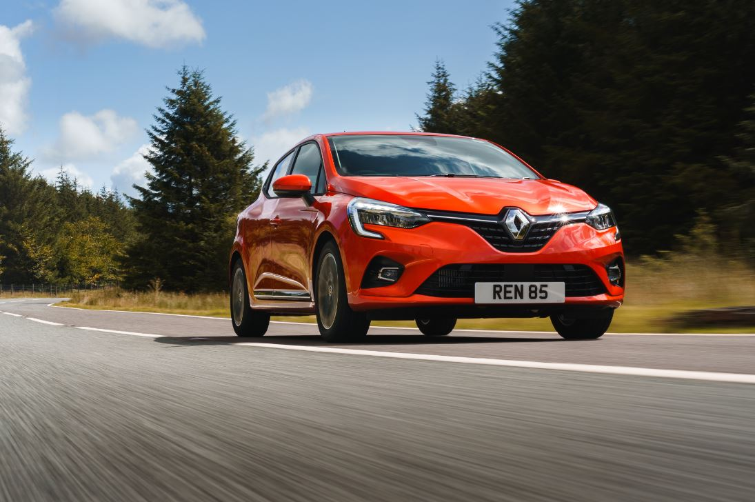 Renault Clio best first cars