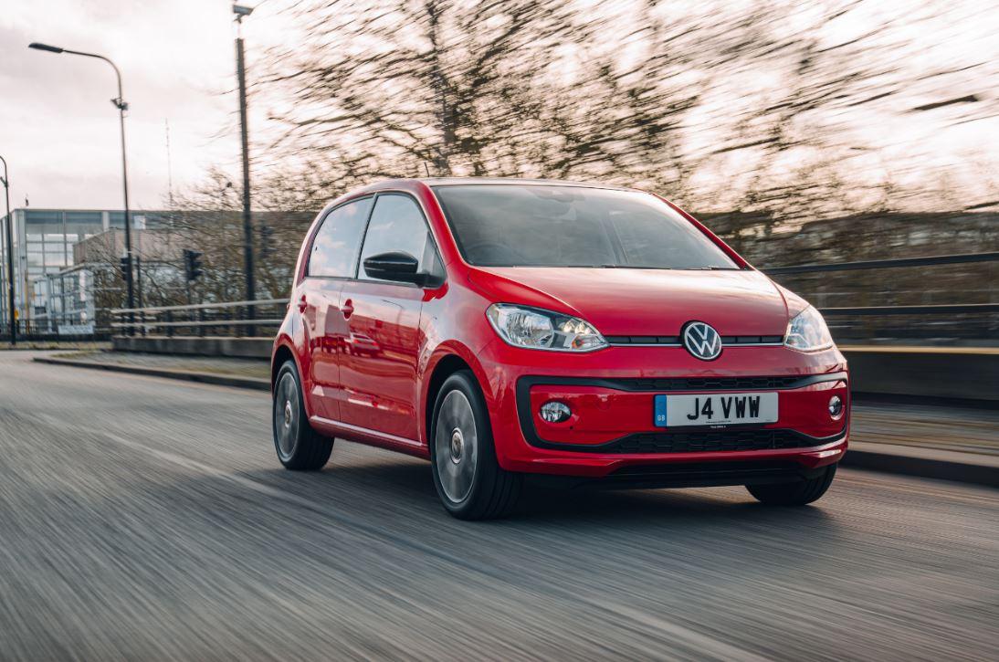 Volkswagen Up best first cars